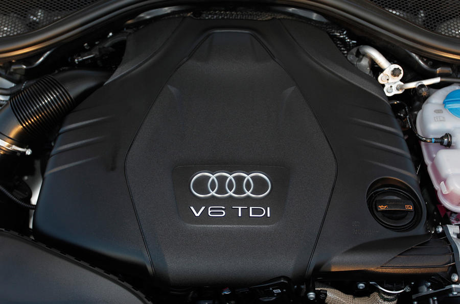 3.0-litre Audi A6 diesel engine