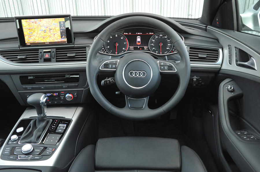New Audi A6 Ultra 2014 review  Auto Express