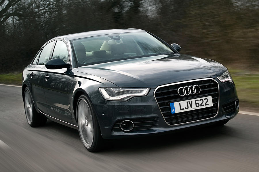 audi a6 2 0 tdi review autocar. Black Bedroom Furniture Sets. Home Design Ideas