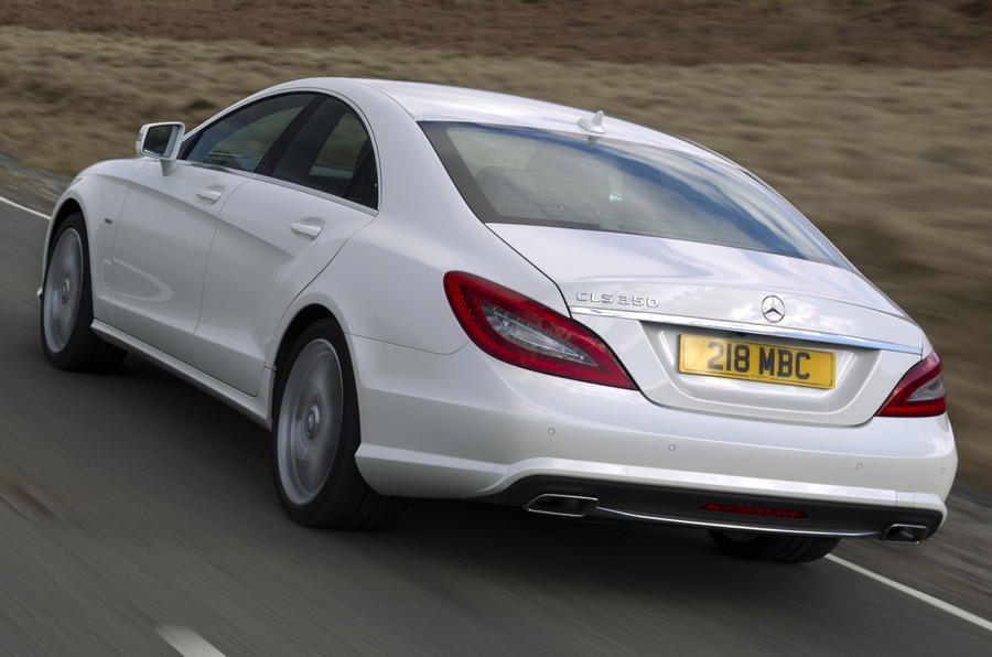 Mercedes benz cls 350 first drive review autocar for Mercedes benz cls 350 price