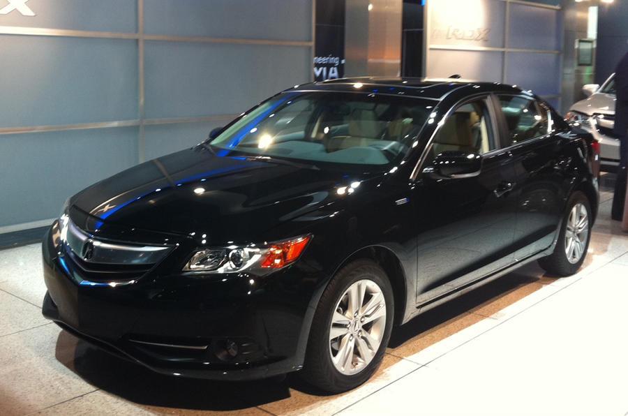 New York show: Acura's Audi A3