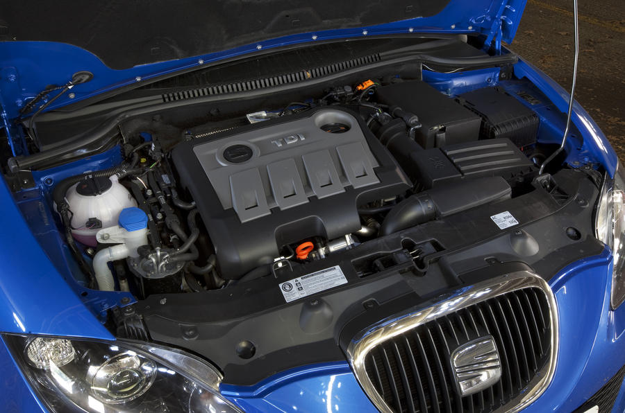 Seat Leon 2.0TDI FR+ Supercopa