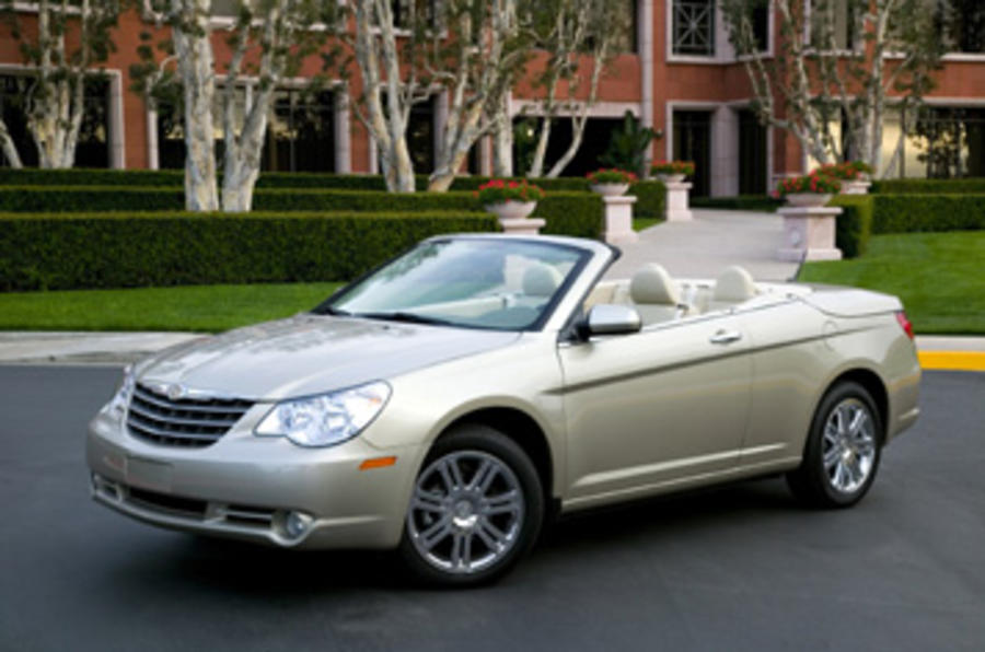chrysler sebring cabriolet review autocar. Black Bedroom Furniture Sets. Home Design Ideas