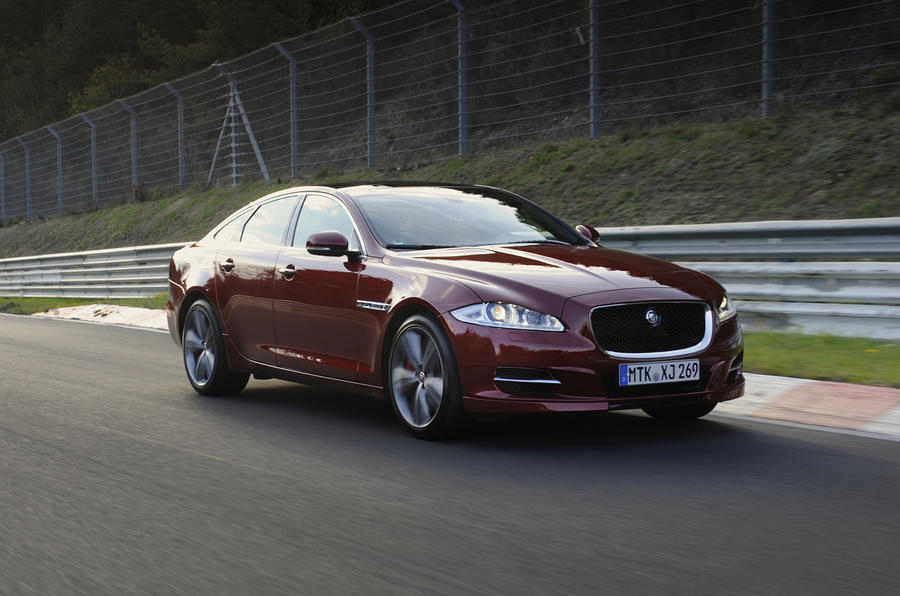 Awesome Jaguar XJ Supersport Speed Pack ...