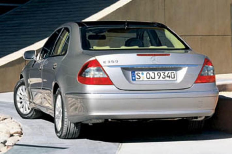 Mercedes-Benz E500 Sport