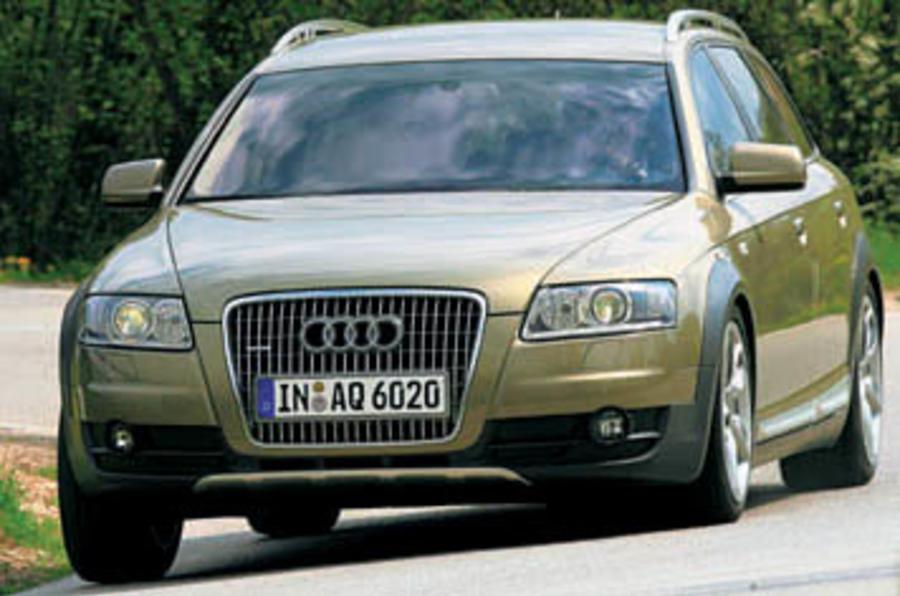 Audi Allroad 3.0 TDi