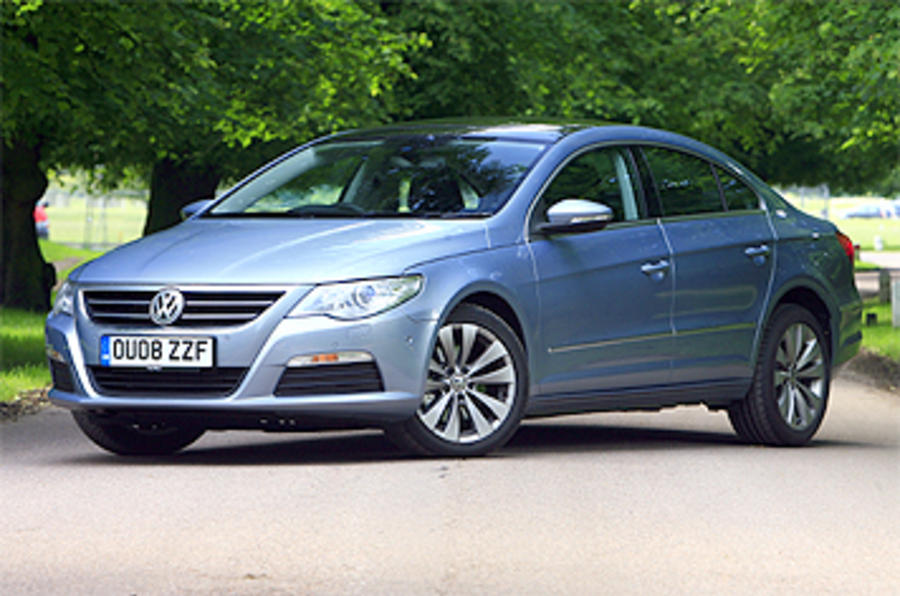 Volkswagen Passat CC 1.8 16V TSI - Selice Auto
