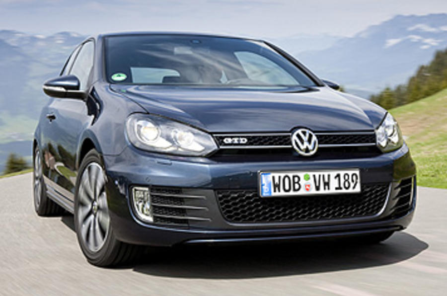 volkswagen golf gtd review autocar. Black Bedroom Furniture Sets. Home Design Ideas