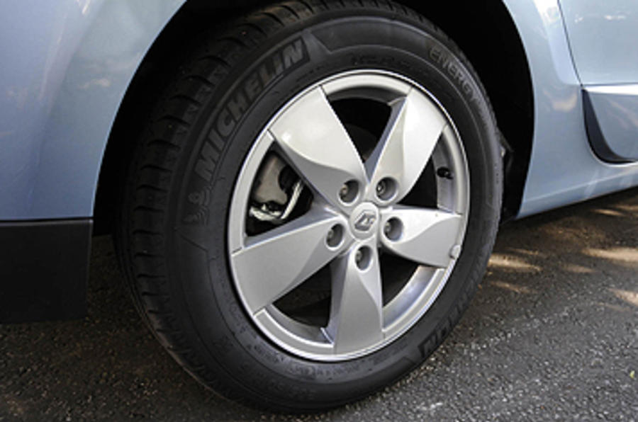 Renault Grand Scenic alloy wheels