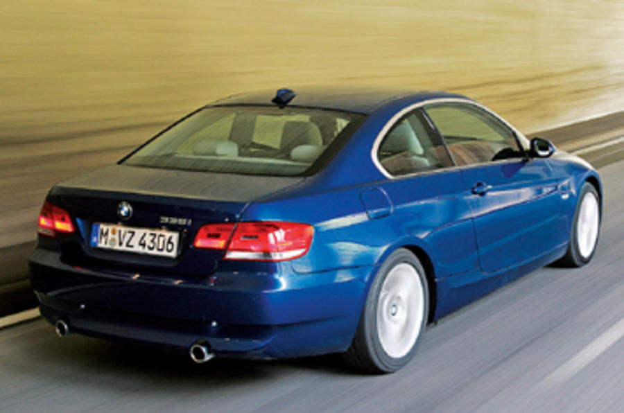 BMW 335i SE coupe