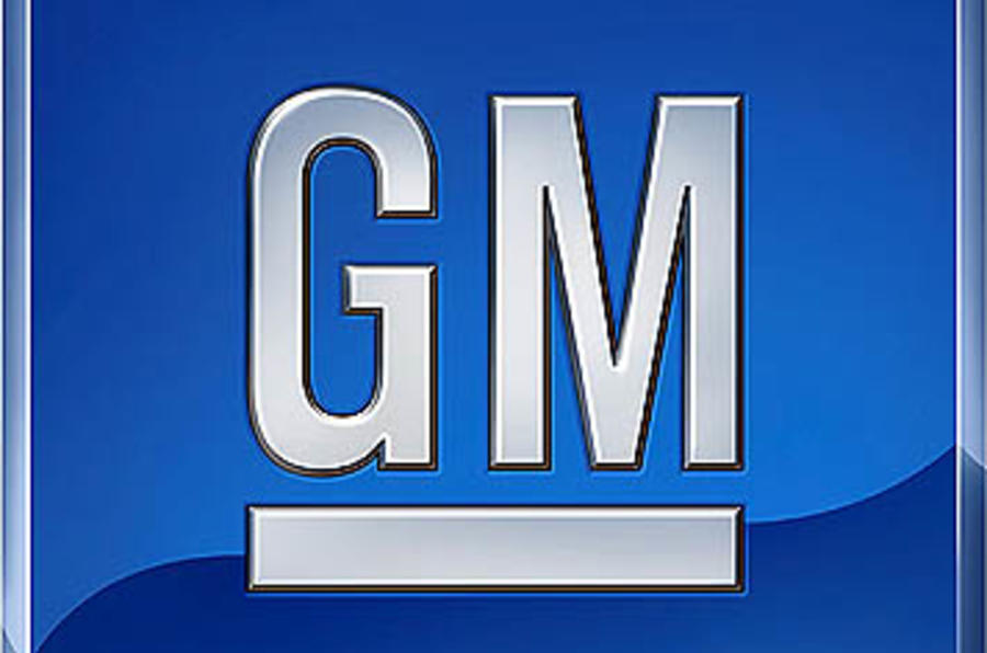 Engineer to head GM Europe
