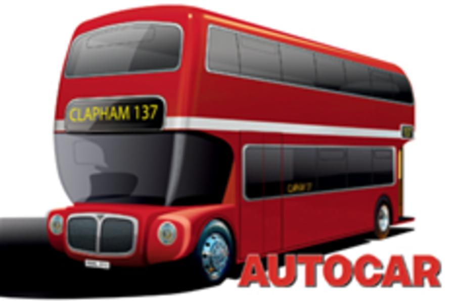 'New Routemaster' competition