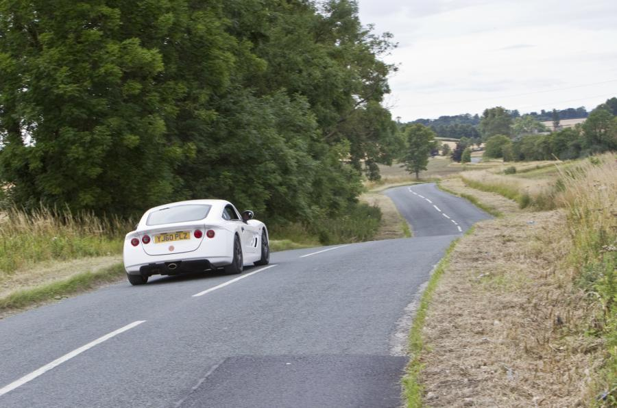 £29,950 Ginetta G40R track special