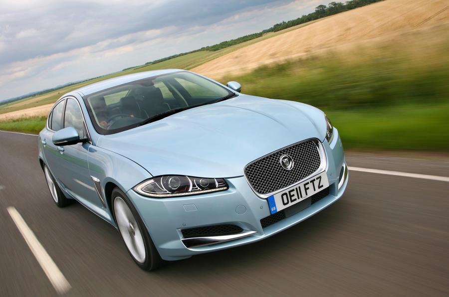 Jaguar XF 3.0D V6 Premium Luxury