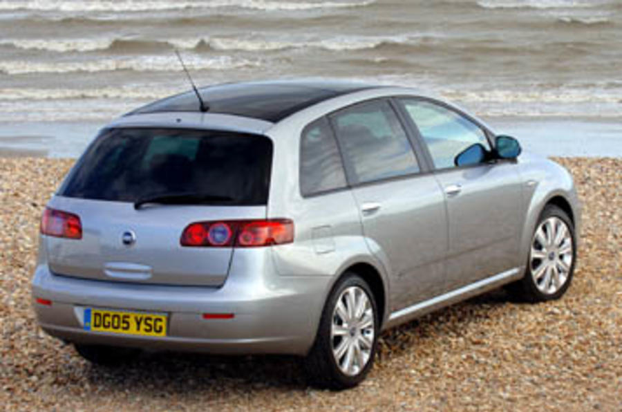 Used Fords Fiat Croma 1.9 Multijet review | Autocar