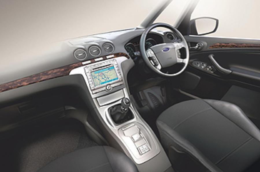 Ford Galaxy 2.2 TDCi Ghia