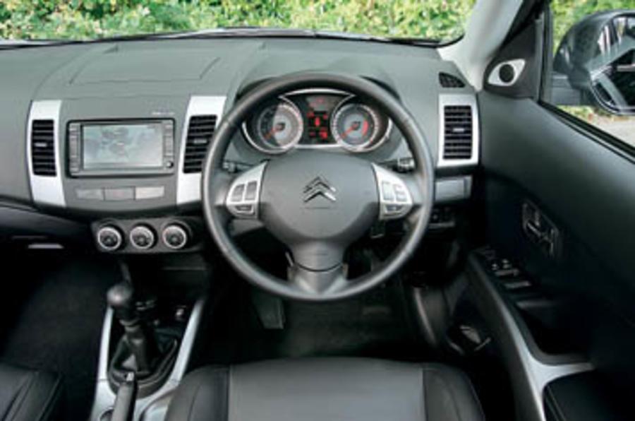 Citroën C-Crosser 2.4i Exclusive