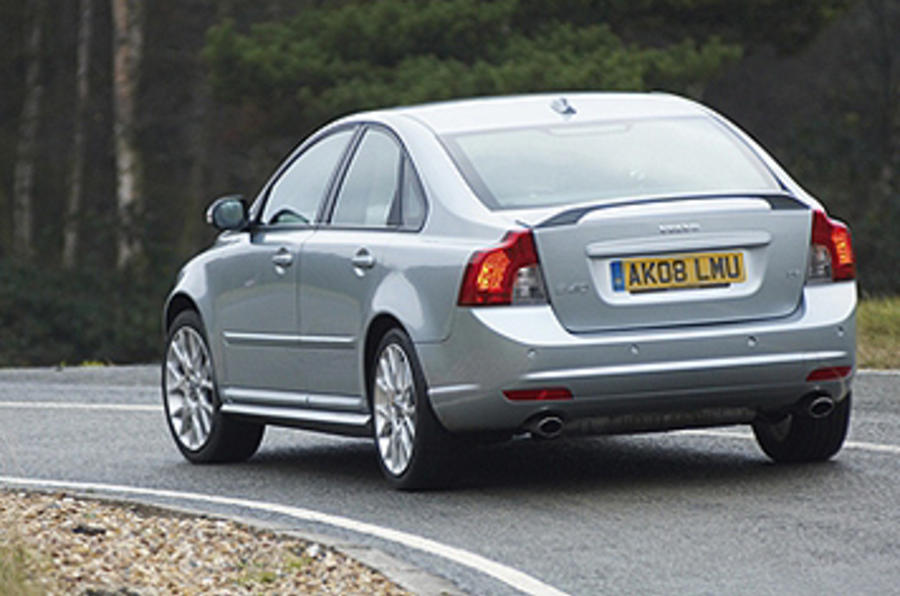 Volvo S40 2.0D Powershift