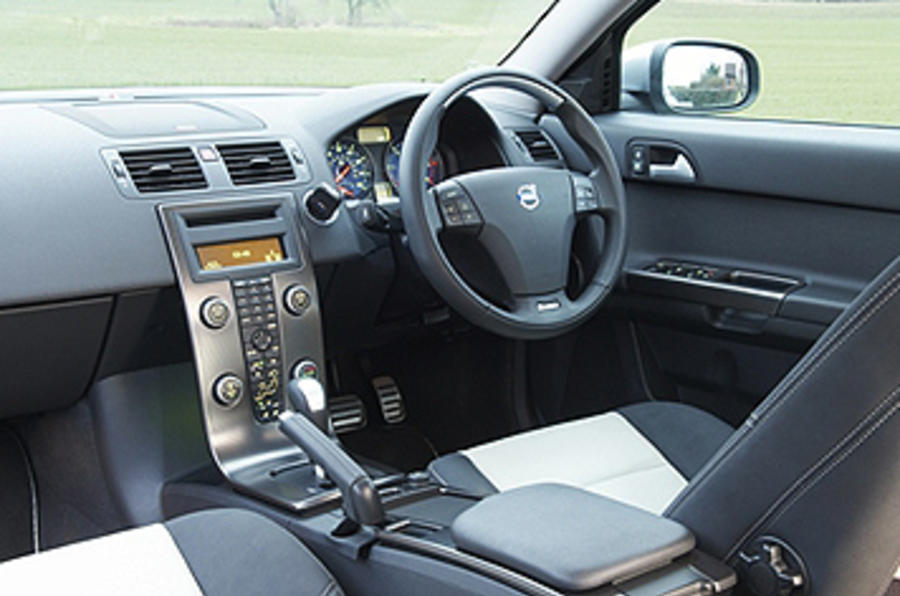 Volvo S40 2.0D Powershift