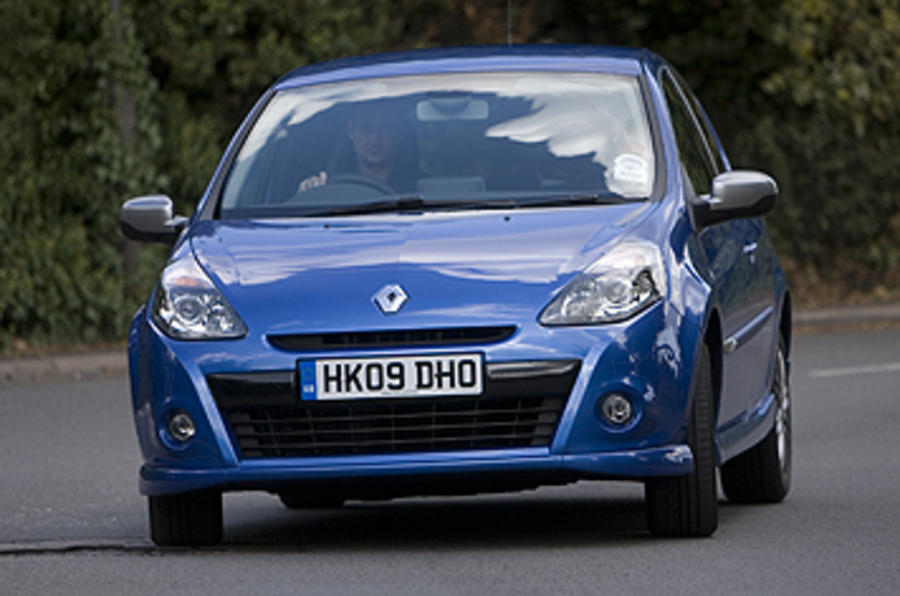 What Car Review Renault Clio