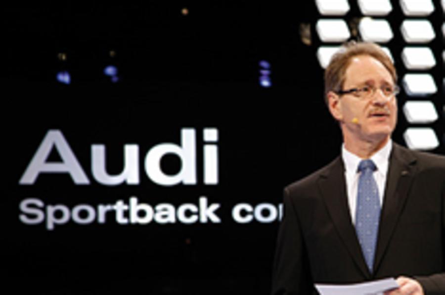 Audi boss clarifies Volt attack