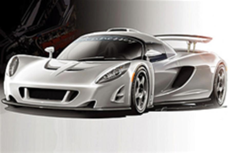 More details: 1200bhp Venom GT