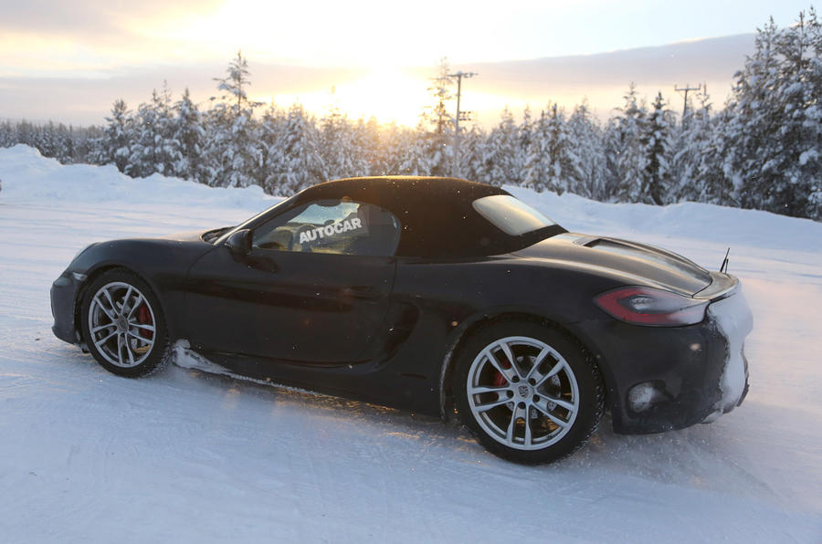 New Porsche Cayman and Boxster GTS for April launch