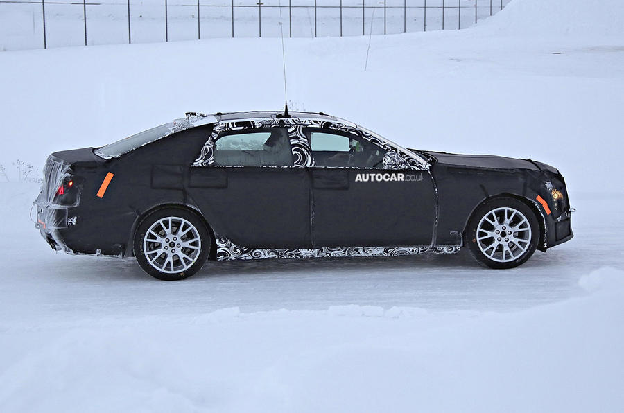 New range-topping Cadillac aims to take on the S-class