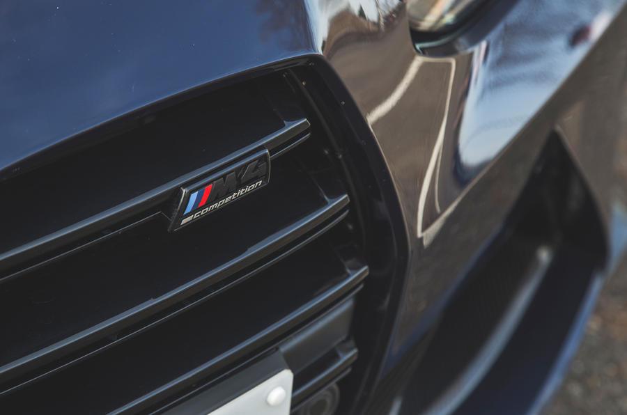 5 BMW M4 Compétition 2021 RT badge M