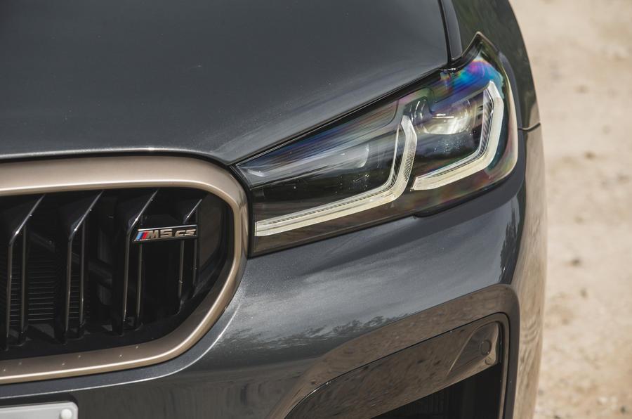 5 BMW M5 CS 2021 RT badge CS