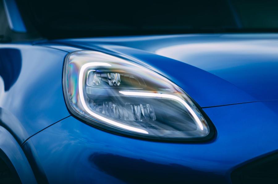 5 Ford Puma ST 2021 : essai routier des phares