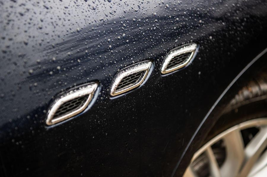 Maserati Levante S GranLusso 2019 road test review - signature aero