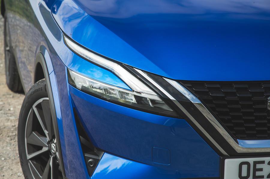 5 Phares du Nissan Qashqai 2021 RT