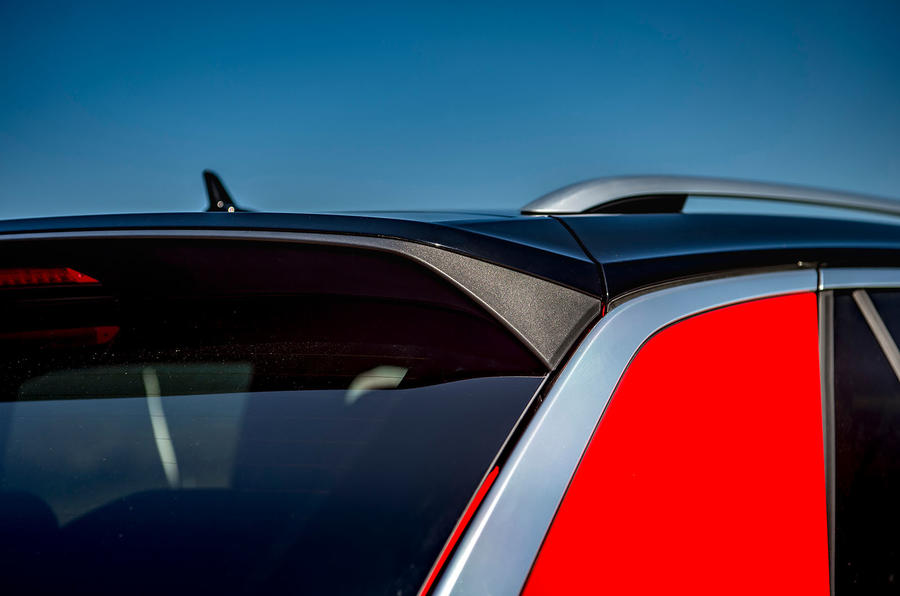 Volkswagen T-Roc 2019 road test review - spoiler