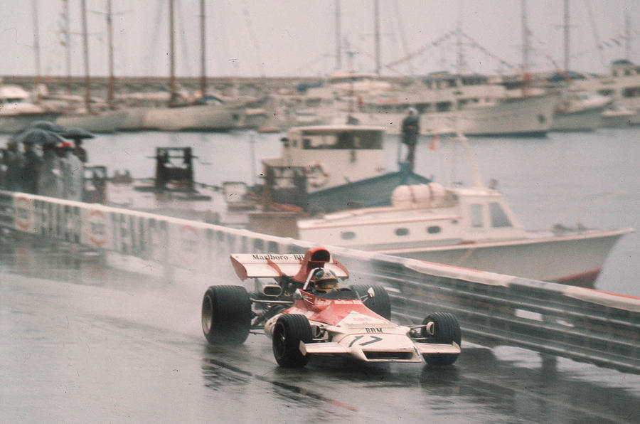 Picture special: Monaco Grand Prix through the ages