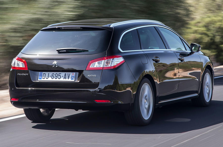 Peugeot 508 SW Allure 2.0 BlueHDI 150 first drive review