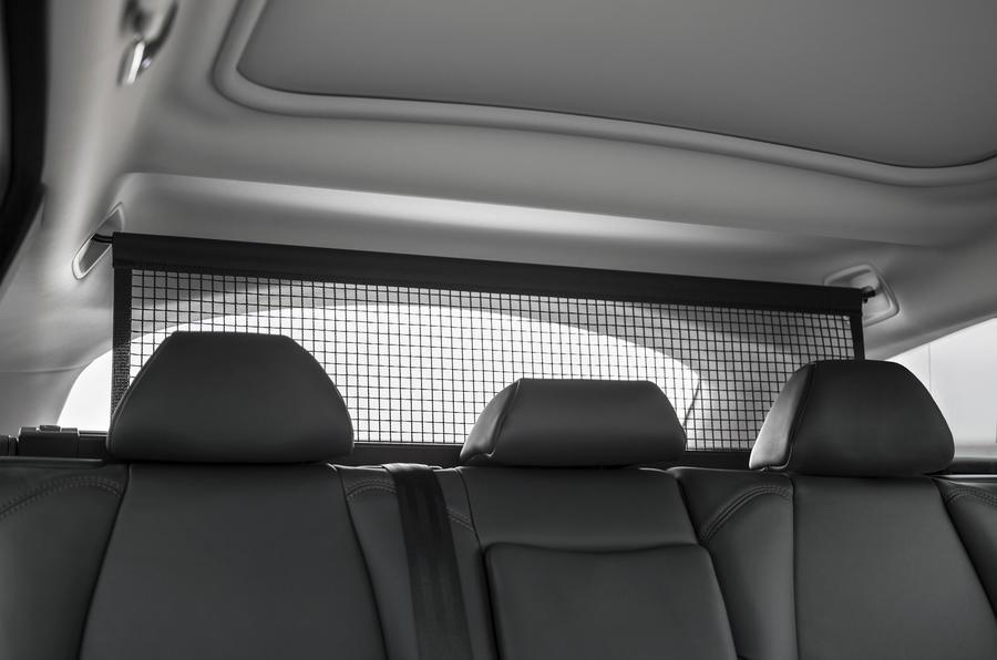 Peugeot 508 SW door guard