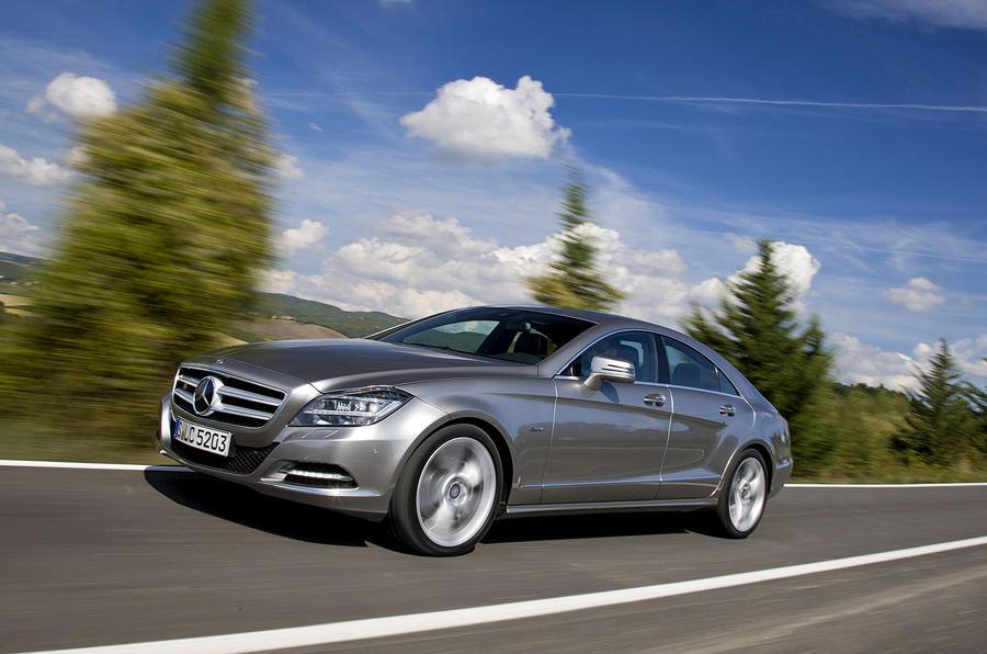 Mercedes-Benz CLS 350 CDI