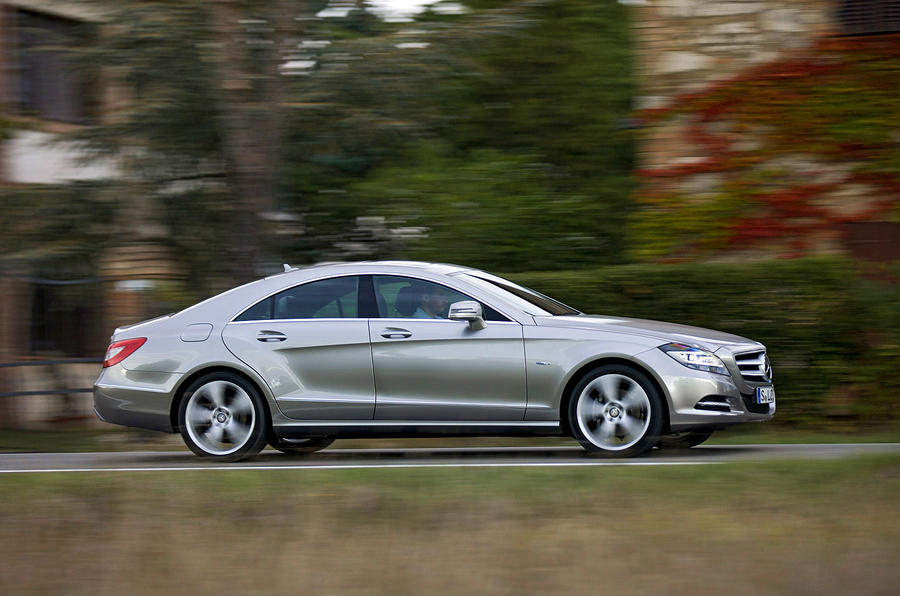 mercedes benz cls 350 cdi saloon first drive. Black Bedroom Furniture Sets. Home Design Ideas