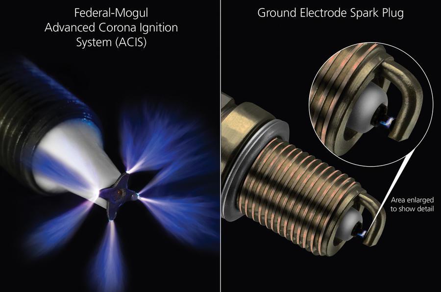TECH: reinventing the spark plug