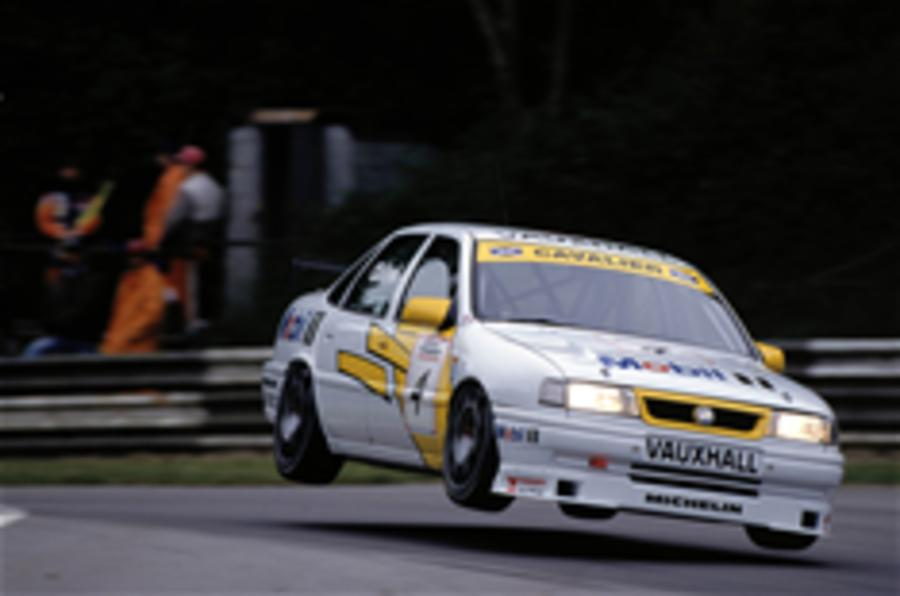 Vauxhall BTCC in pictures