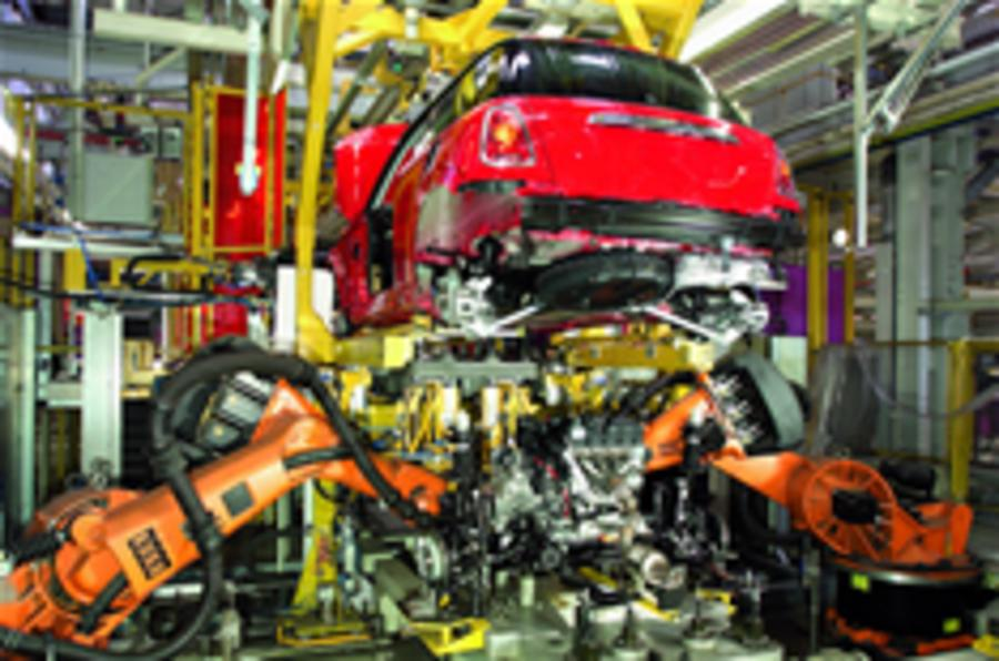 Minis 'to be built in Germany'