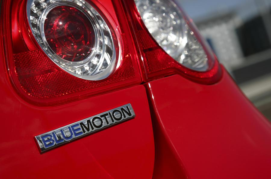 Volkswagen Passat rear badging