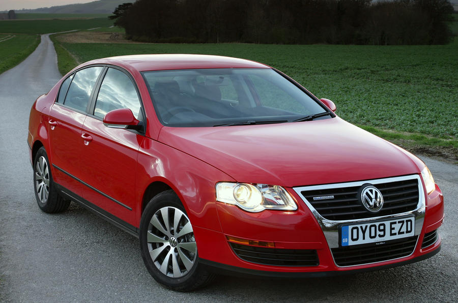 VW Passat 1.6 TDI Bluemotion