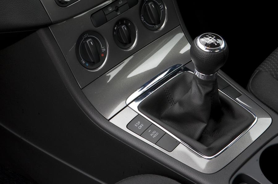 Volkswagen Passat manual gearbox