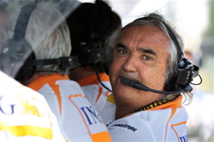 Briatore overturns F1 ban