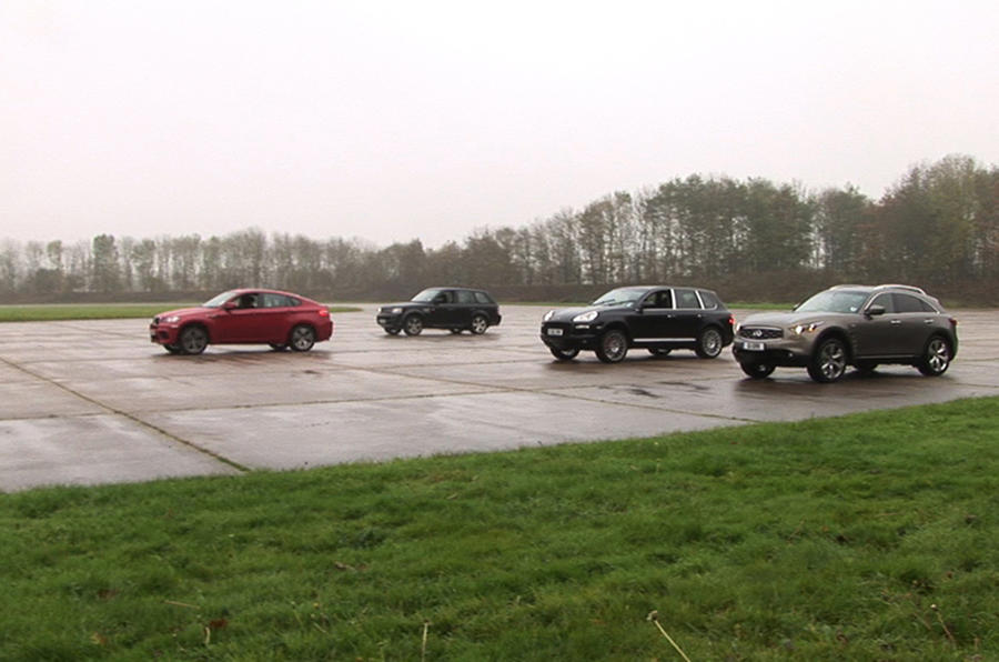 Fast 4x4 shootout - who's best?
