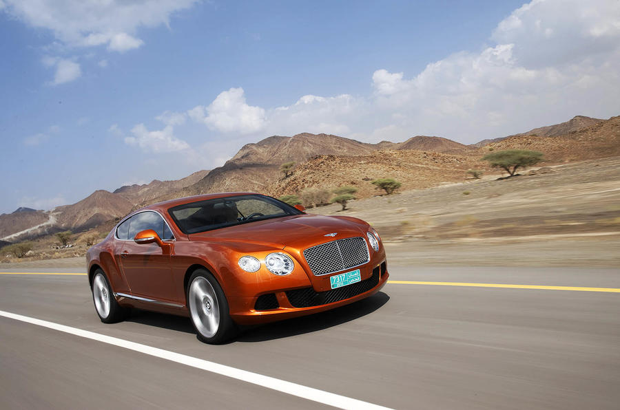 £135,960 Bentley Continental GT