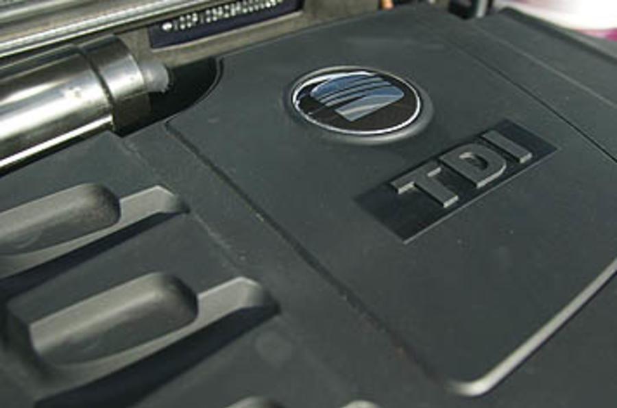 Seat Exeo 2.0 TDI SE