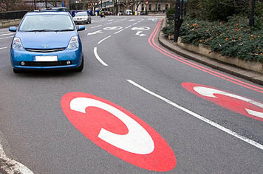 London to alter charging criteria